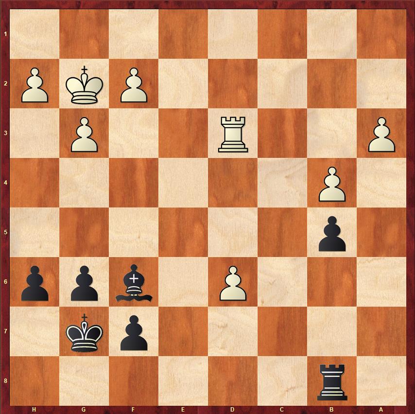 Końcówki szachowe - aktywny król